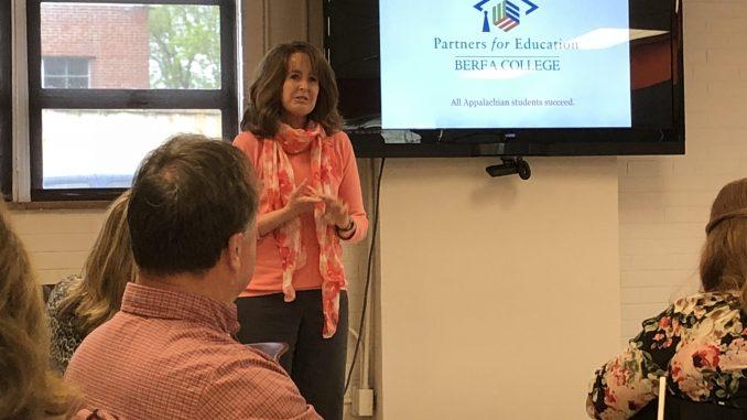 Kelli Moore, project director, for Knox Promise Neighborhood