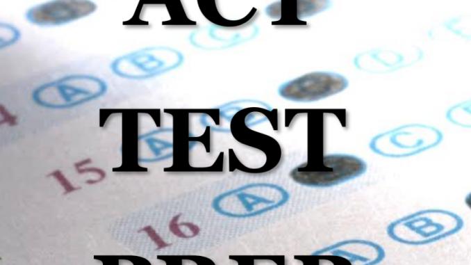 ACT Test Prep logo