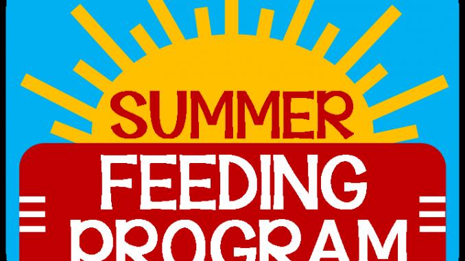 summer feeding program logo