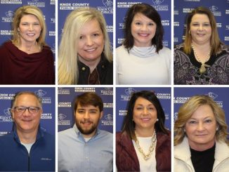 Photos of the eight new staff members joining GEAR UP Opportunity in Knox County Shools