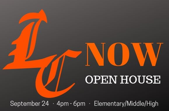Graphic for Lynn Camp Now Open House