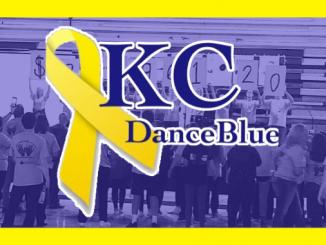 Logo for KC DanceBlue