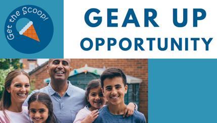 Gear Up Opportunity logo