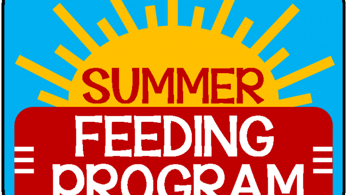 summer feeding program logo