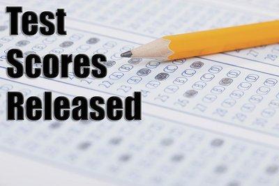 test score release logo