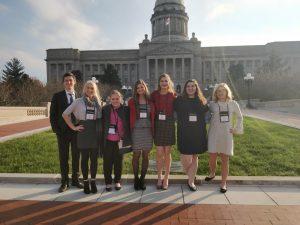 Knox Central delegation