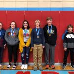 Lay Elementary - 1st place quick recall team