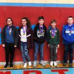 Dewitt Elementary- 4th place quick recall team