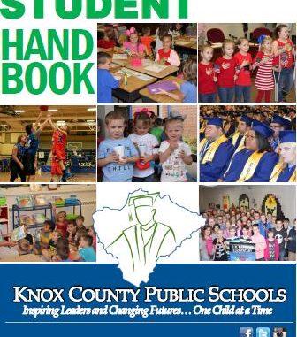 Student Handbook cover artwork