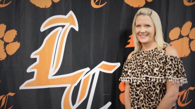 Lynn Camp cheerleading coach