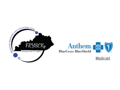 FRYSC logo and Anthem Medicaid logo