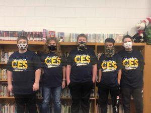 Central Elementary team